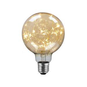 LED21 LED žárovka 2W A thousand Lights Gold E27 G95 40lm CCD ULTRA TEPLÁ BÍLÁ